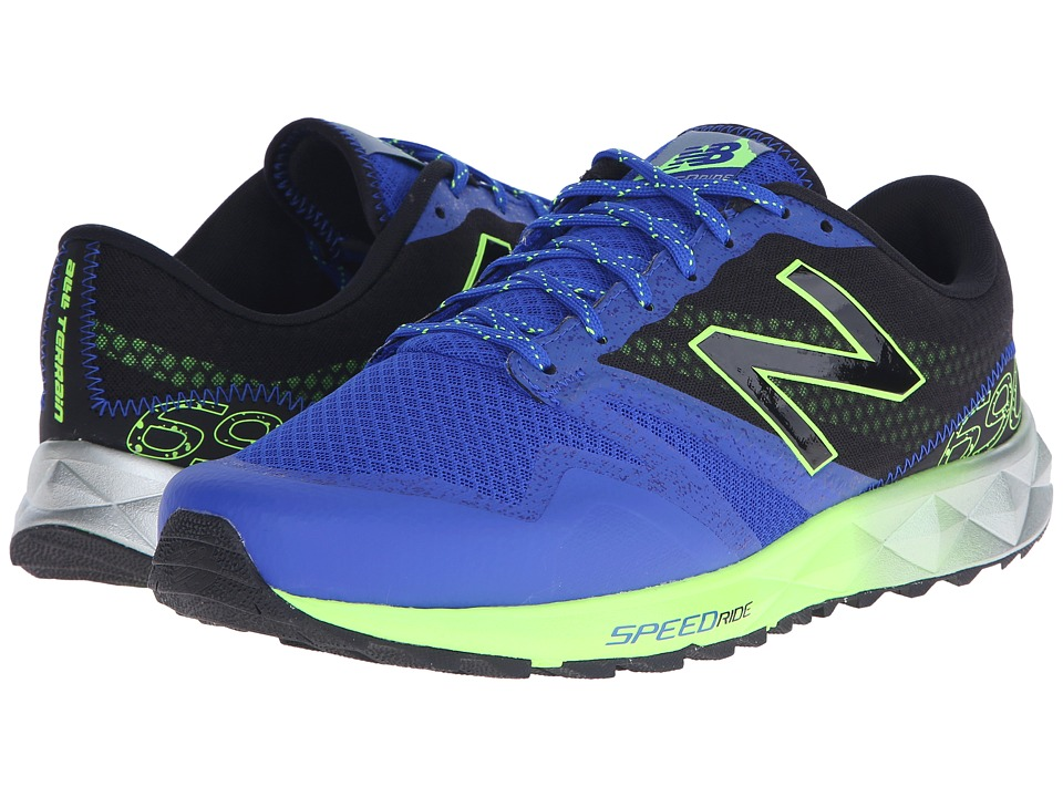 New Balance T690v1 Pacific/Black Mens Running Shoes