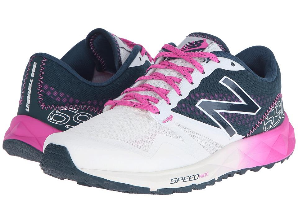 New Balance - T690v2 (Seasalt/Green) Womens Running Shoes