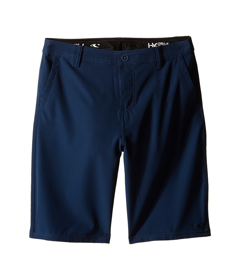 ONeill Kids Loaded Hybrid Boardshorts Big Kids Navy Boys Swimwear