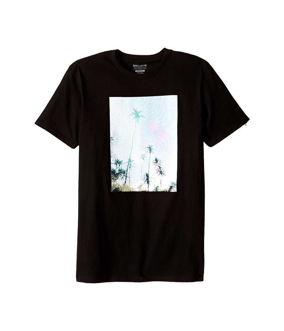 Billabong Kids - Tropic Haze T-Shirt (Big Kids) (Black) Boy