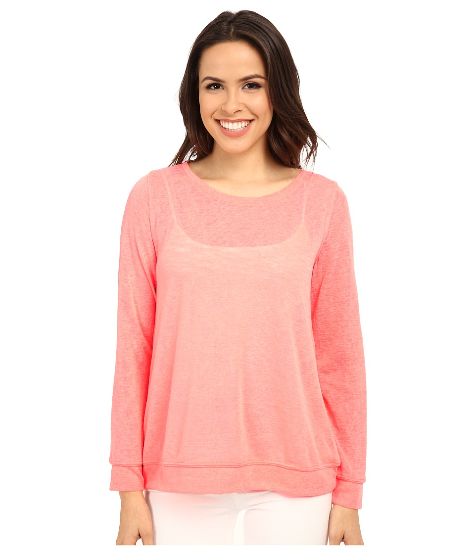 Lilly Pulitzer - Bayberry Top (Cheeky Melon) Women