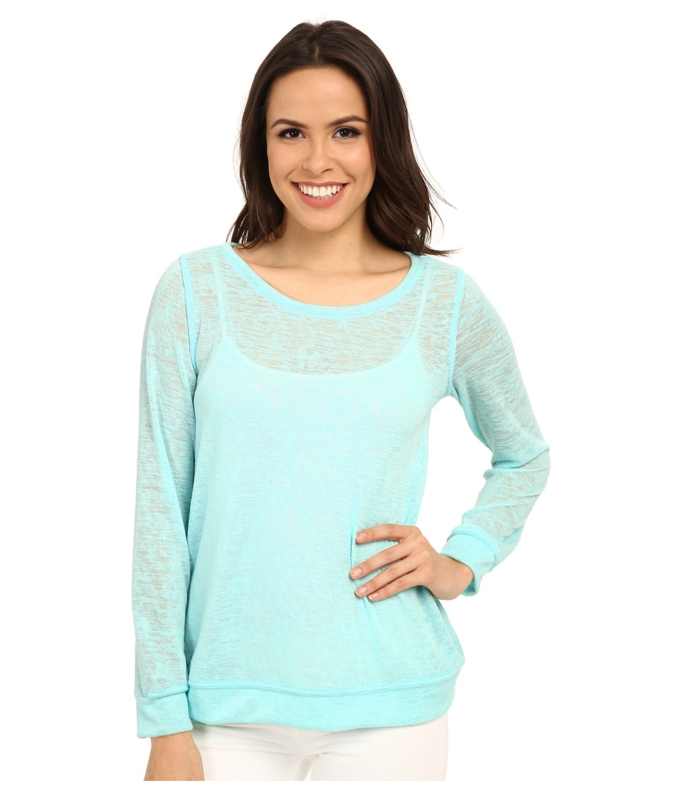Lilly Pulitzer - Bayberry Top (Poolside Blue) Women