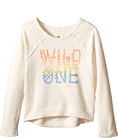 Billabong Kids - Mermaid Cove Pullover Crew (Little Kids/Big Kids)