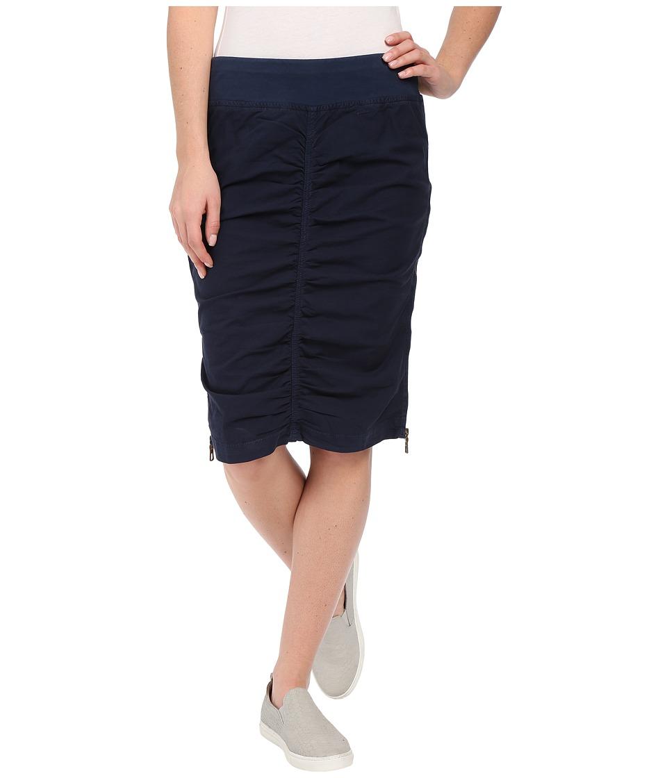 XCVI Marriott Skirt Navy Womens Skirt