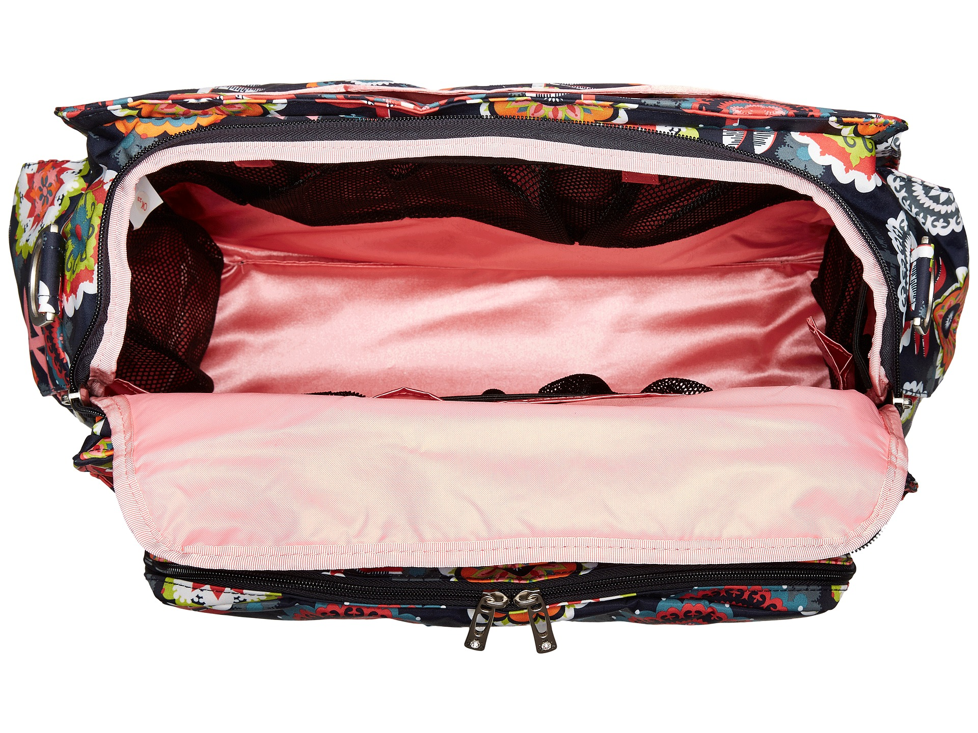 ju ju be be prepared diaper bag free shipping. Black Bedroom Furniture Sets. Home Design Ideas