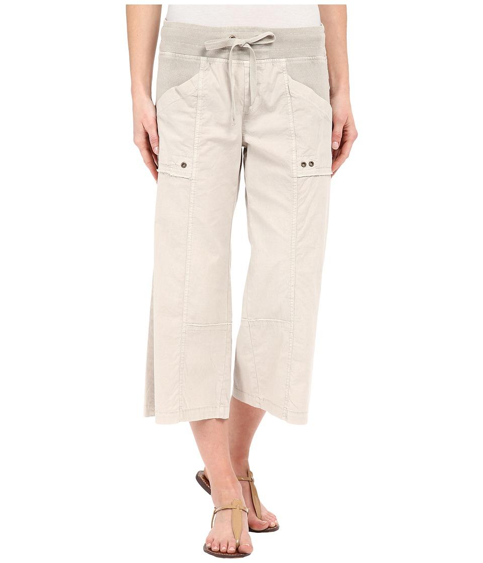 XCVI Ayara Crop Pants Cobblestone Womens Capri
