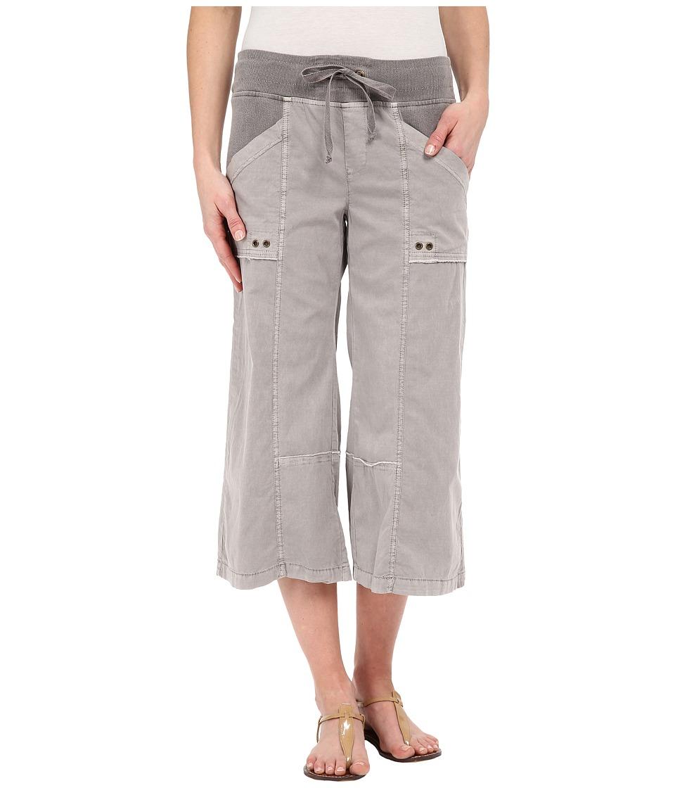 XCVI Ayara Crop Pants Pine Bark Womens Capri