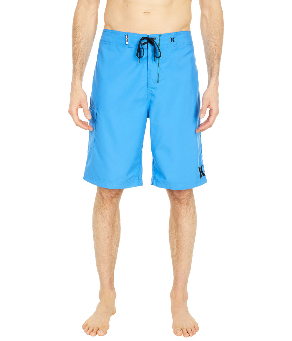 Hurley One and Only 22 Boardshorts (Fountain Blue) Men
