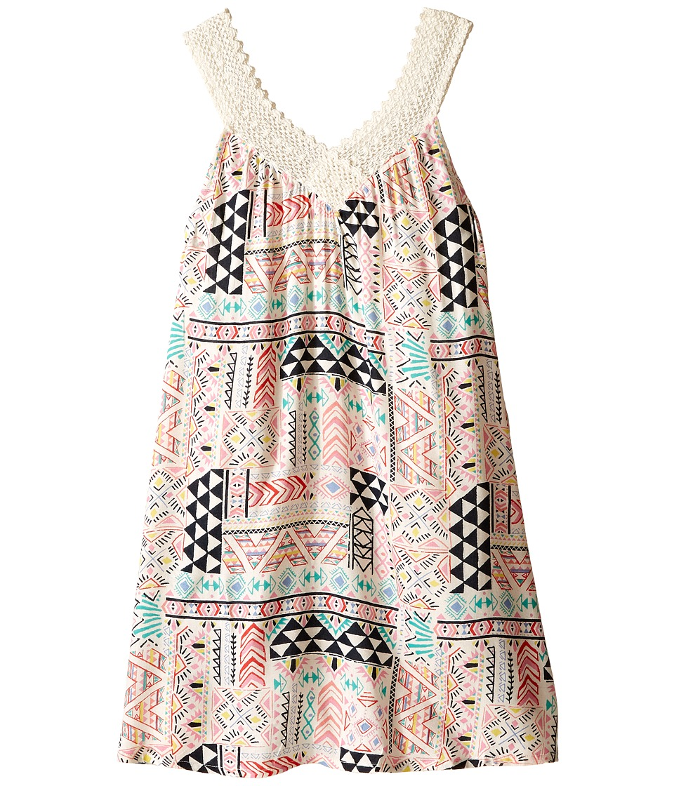 Billabong Kids Easy Breezy Dress Little Kids/Big Kids Multi Girls Dress