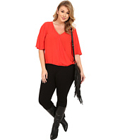 BB Dakota - Plus Size Merlyn CDC Flowy Tee