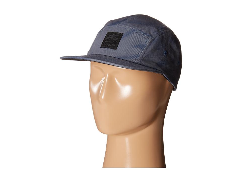 Quiksilver Habitual Hat Dark Denim Caps