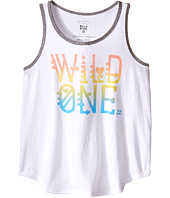 Billabong Kids - Wild One Ringer Tank Top (Little Kids/Big Kids)
