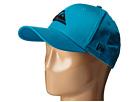 Quiksilver Mountain Wave Colors Hat (Hawaiian Ocean/Black)