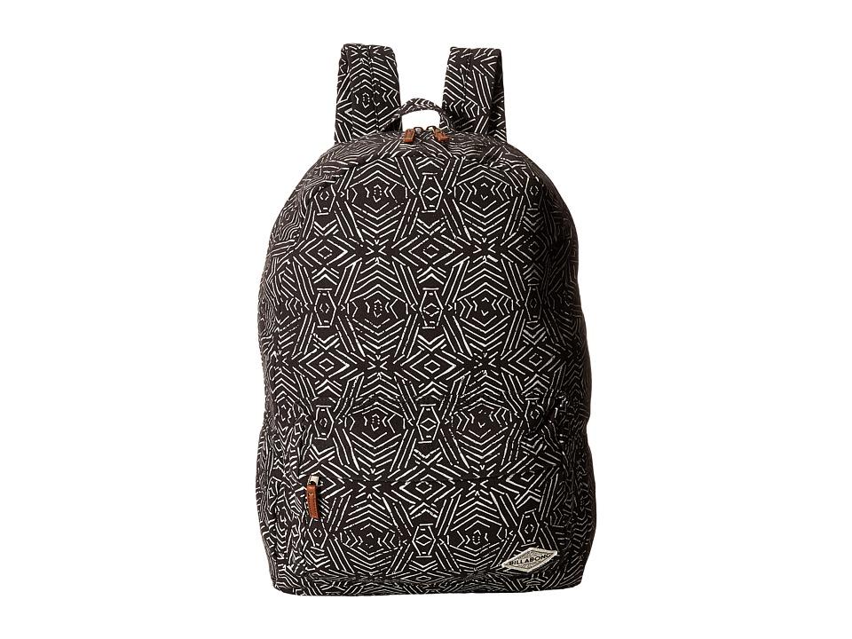 Billabong - Hand Over Love Backpack (Off Black) Backpack Bags