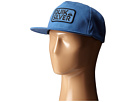 Quiksilver Barstay Snapback (Federal Blue)