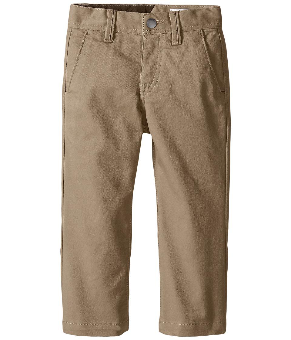 Volcom Kids - Frickin Modern Stretch Chino Pants (Toddler...