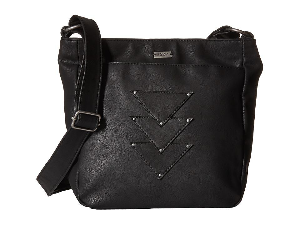 Roxy - Medina View Crossbody (True Black) Cross Body Handbags