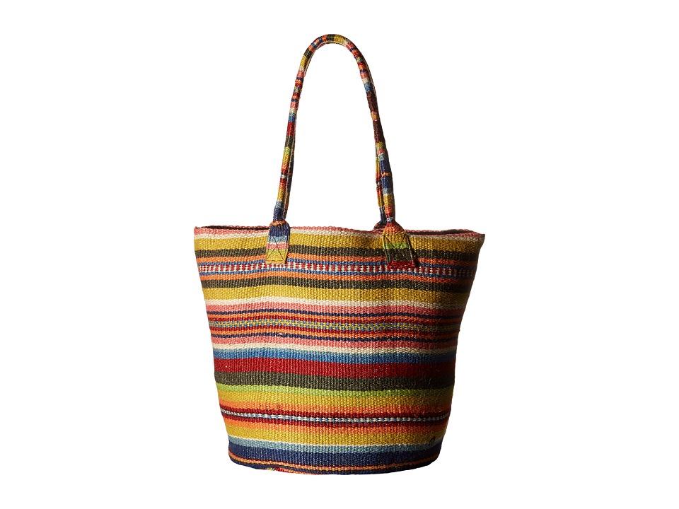 Billabong - Beach Dwellin Tote (Multi) Tote Handbags