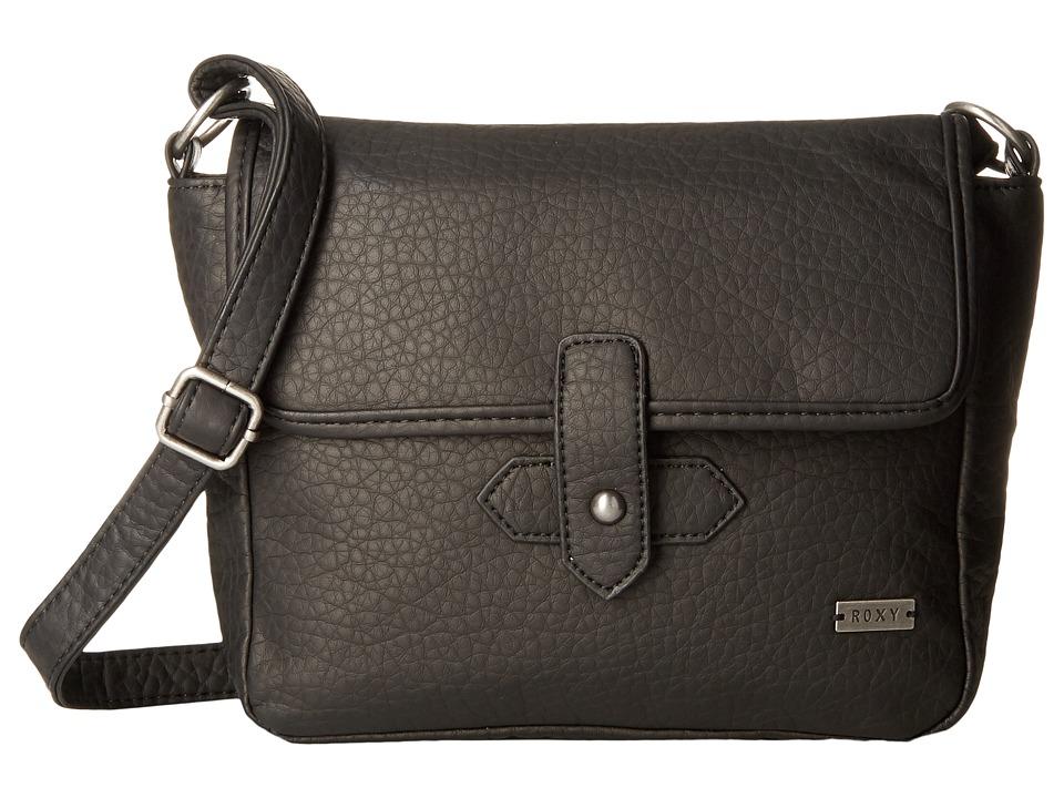 Roxy - Maroccan Juice Crossbody (True Black) Cross Body Handbags