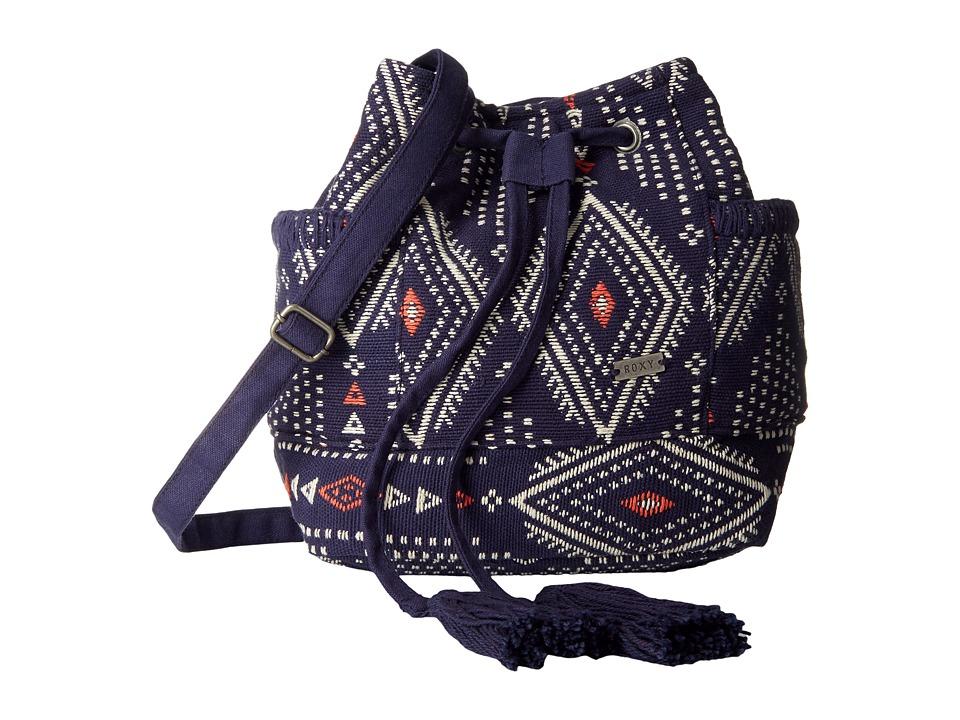 Roxy - Magical Riad Crossbody (Geo Carpet Combo/Eclipse) Cross Body Handbags