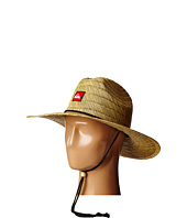 Quiksilver - Pierside Straw Lifeguard Hat (Youth)