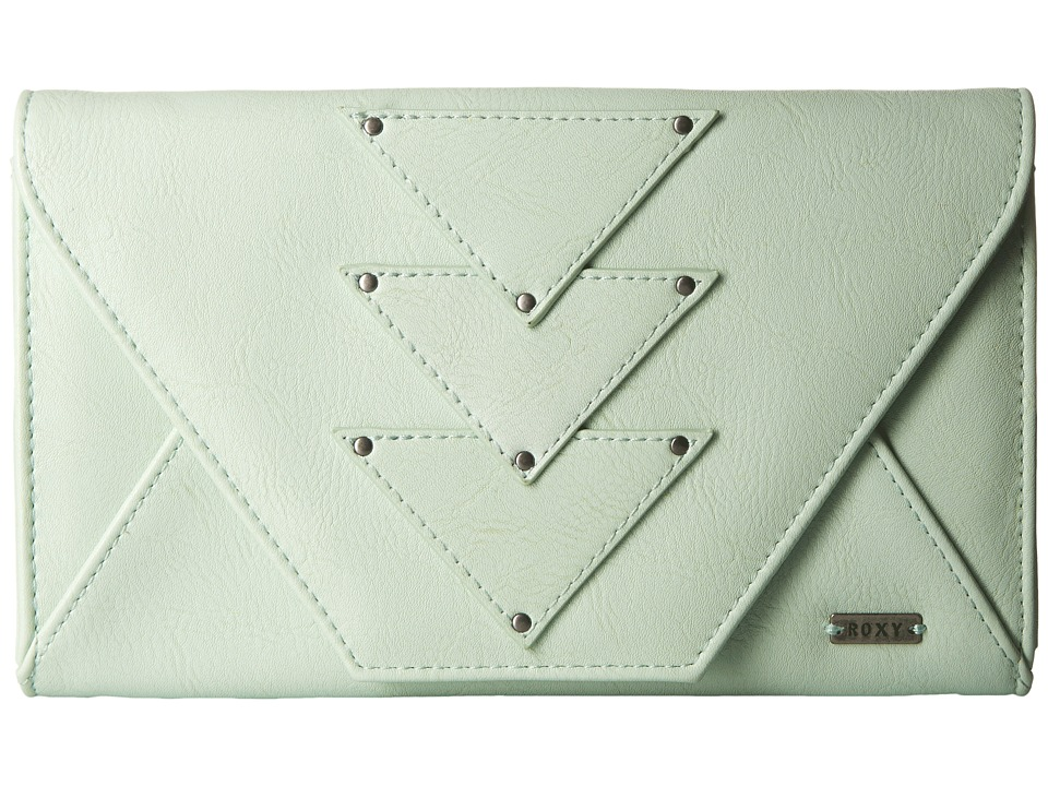Roxy - Mosaic Dream Wallet (Dusty Aqua) Wallet Handbags
