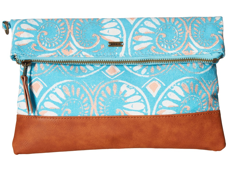 Roxy Desert Sunrise Clutch Azulejos Sportwear Combo/Bluebird Clutch Handbags