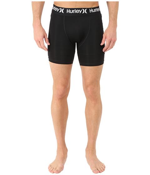 Hurley Dri-Fit Surf Undershorts - Black