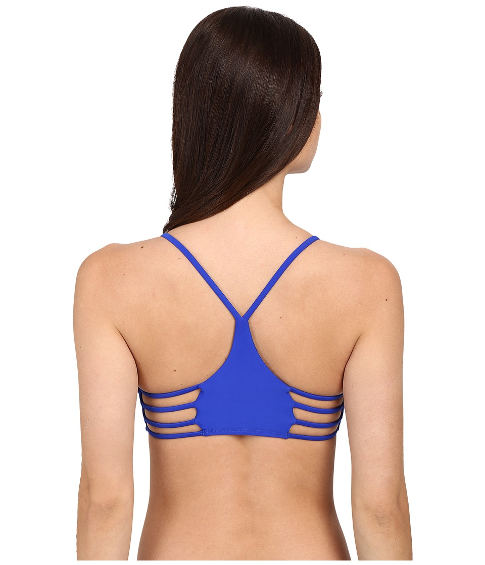 Body Glove Smoothies Alani Halter Top (Abyss) Women