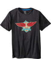 Volcom Kids - Flow Short Sleeve Shirt (Big Kids)