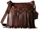 STS Ranchwear The Boho Crossbody (Dark Brown)