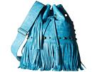 STS Ranchwear The Free Spirit Bucket Bag (Turquoise)