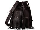 STS Ranchwear The Free Spirit Bucket Bag (Black)