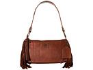 STS Ranchwear The Mustang Shoulder Bag (Saddle Brown)