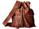 STS Ranchwear The Free Spirit Bucket Bag (Saddle Brown)