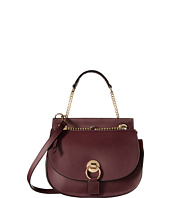 Gabriella Rocha - Lucinda Leather Purse with Gold Chain