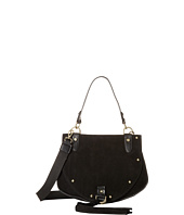 Gabriella Rocha - Portia Suede Purse with Tassel and Studs