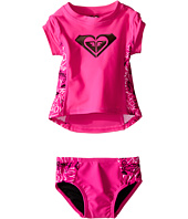 Roxy Kids - Pop Logo Rashguard Set (Infant)
