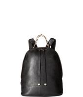 Gabriella Rocha - Margo Leather Backpack with Gold Chain