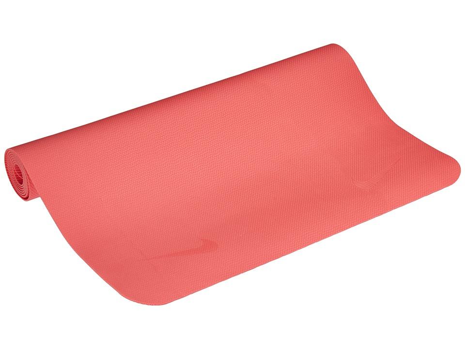 Nike - Fundamental Yoga Mat 3mm (Light Crimson/Anthracite) Athletic Sports Equipment