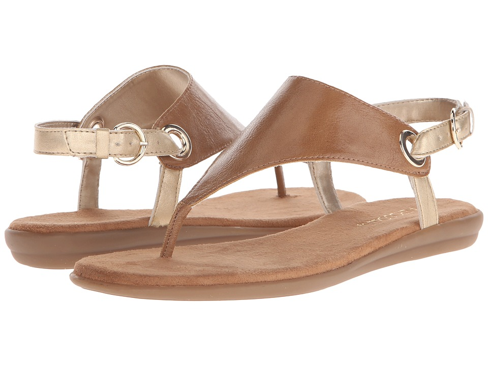 Aerosoles - Conchlusion (Tan Combo) Womens Sandals