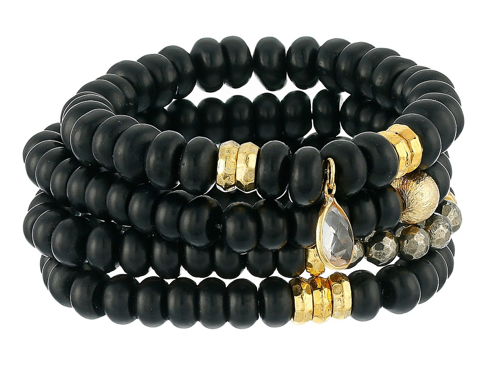 Dee Berkley Careful Bracelet Black Bracelet
