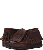 Manitobah Mukluks - Paddle Grain Moccasin Vibram