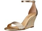 Lilly Pulitzer - Bridgette Wedge (Gold Metallic)
