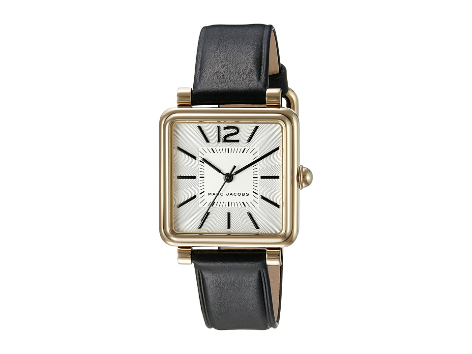 Marc Jacobs - Vic - MJ1437 (Black Strap) Watches