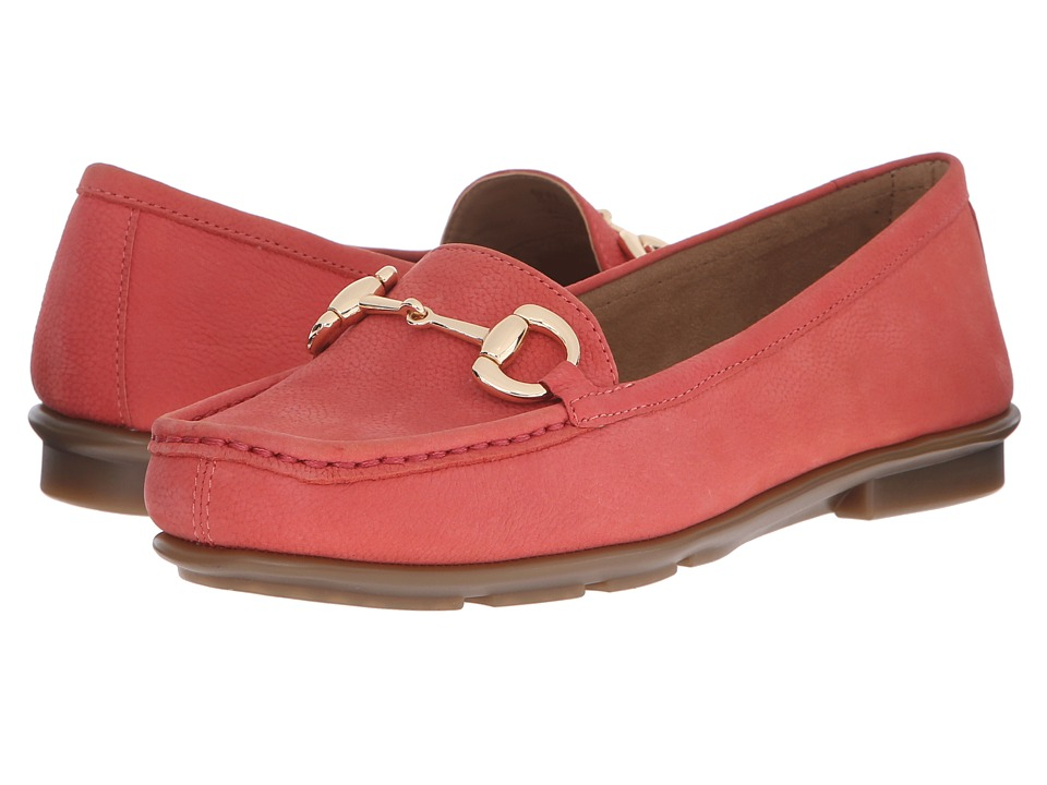 Aerosoles Nuwsworthy Coral Combo Womens Shoes
