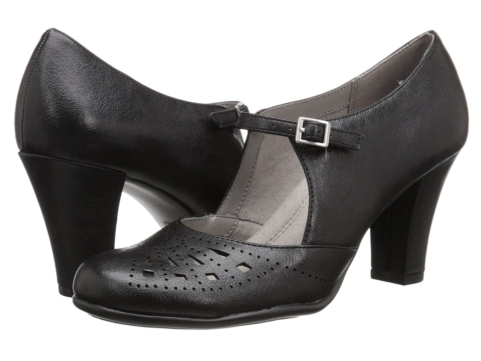 Aerosoles - Role of Fate Black High Heels $79.00 AT vintagedancer.com