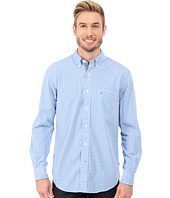 Nautica - Long Sleeve Poplin Gingham