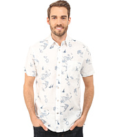 Nautica - Short Sleeve Map Print