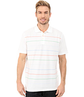 Nautica - Short Sleeve Oxford Stripe Polo